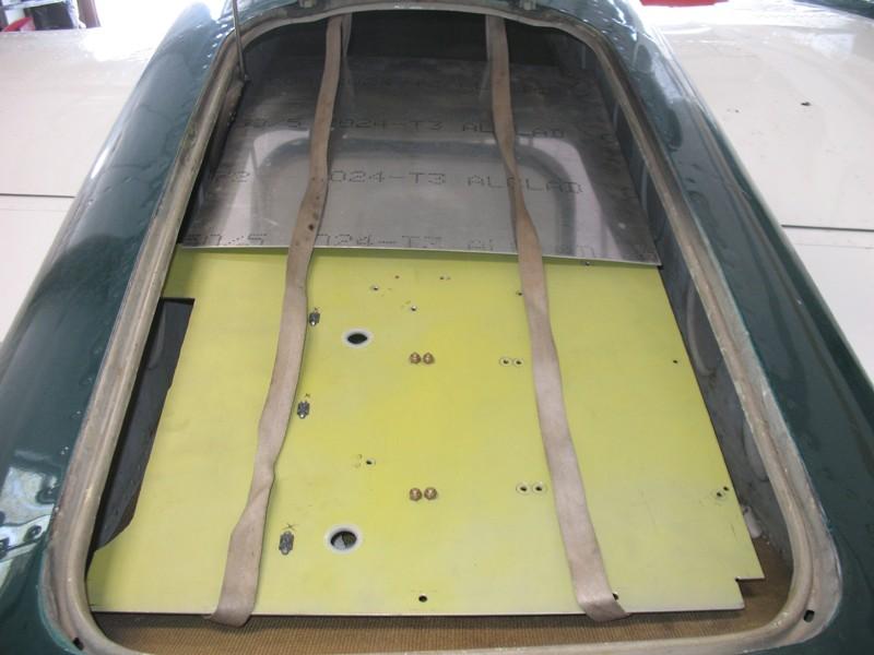 Navajo Wing Locker Fuel Tank Kit | Aircraft Restoration Corp